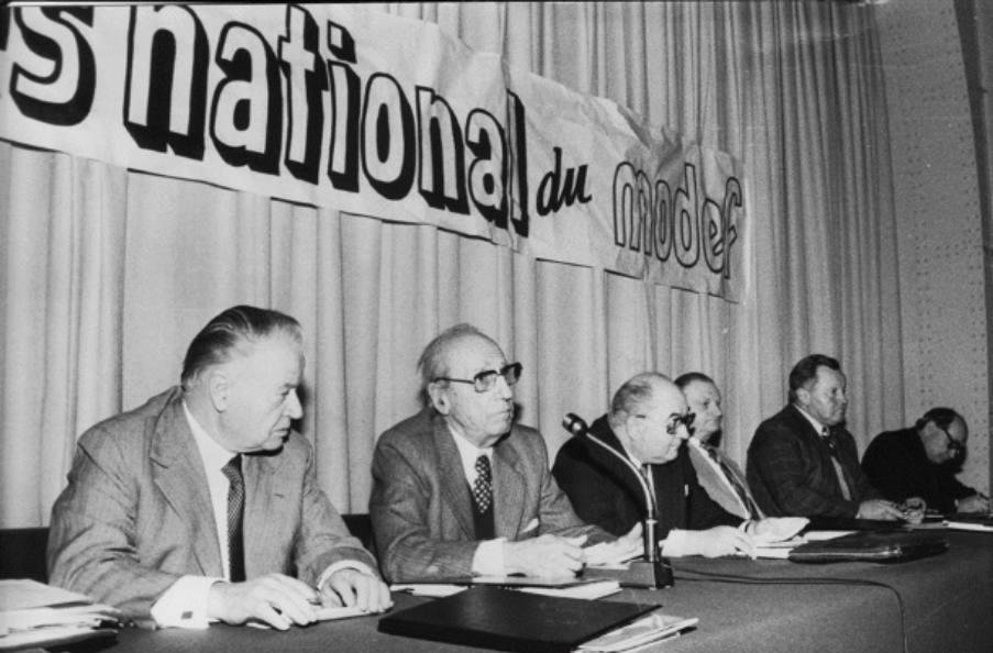 5e congres du MODEF national